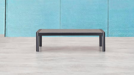 Klara Black Outdoor Coffee Table