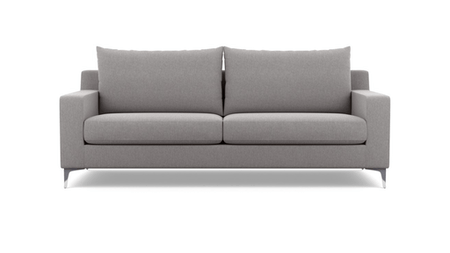 Apollo Fabric Three Seat Sofa