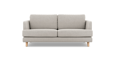 Stellar Fabric Two Seat Sofa
