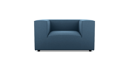 Atlas Fabric Armchair