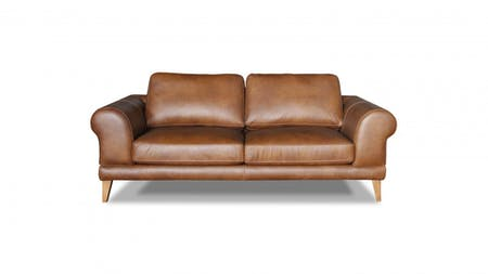 Chester Leather 2.5 Seater Sofa