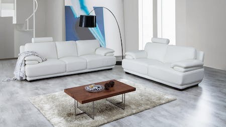 JULIET Leather Sofa Suite 3 + 2