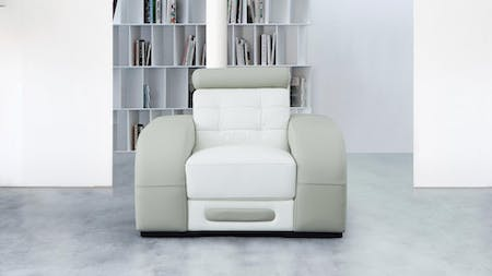 Casanova Leather Armchair