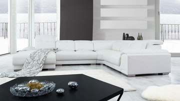Bronte Leather Modular Lounge Option A Lounge Life