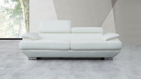 Lexington Leather Three Seat Sofa