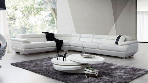 Lexington Leather Corner Lounge Option B
