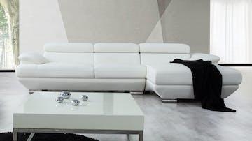 Lexington Leather Chaise Lounge Option A Lounge Life