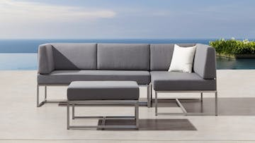 Stainless Steel Outdoor Lounge Settings