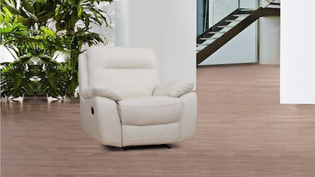 Berkeley Leather Recliner Armchair