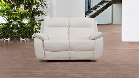 Berkeley Leather Recliner Two Seater Sofa