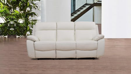 Berkeley Leather Recliner Three Seater Sofa