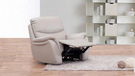 Richmond Leather Recliner Armchair