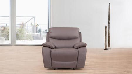 Chelsea Leather Recliner Armchair