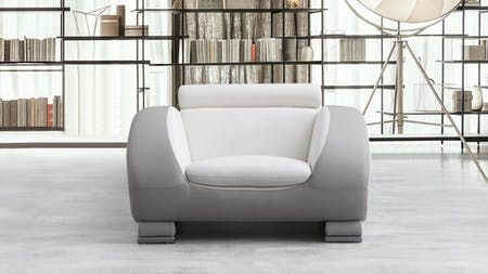 Carmel Leather Armchair