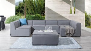 Toft Seven Ways Outdoor Fabric Lounge System
