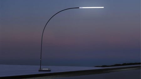 Outdoor lighting lavita furniture konya outdoor lamp post aloadofball Image collections