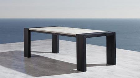 Hadid 6 Outdoor Dining Table