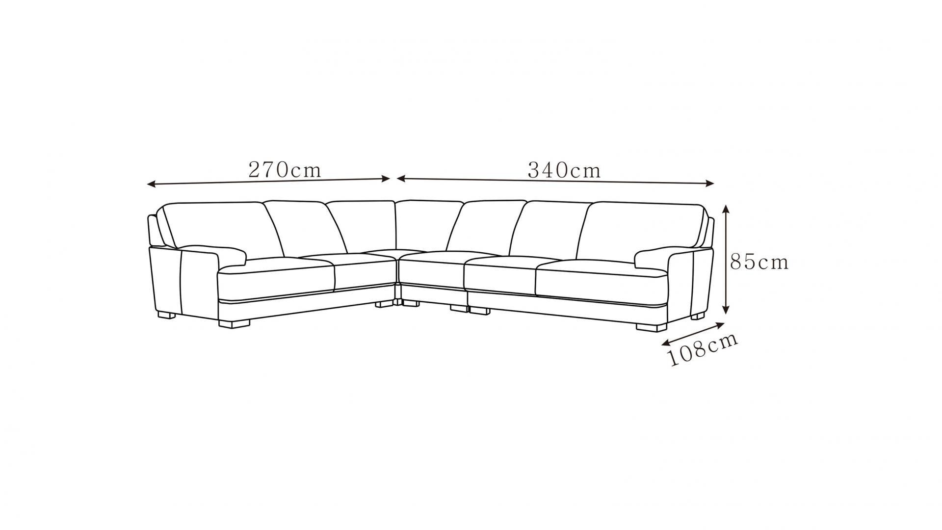 Volante leather corner lounge option b lounge life for Chaise volante