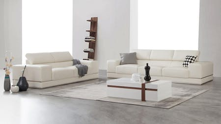 Napoleon Leather Sofa Suite 3 + 2