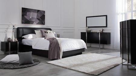 SHANGHAI Queen Bedroom Suite 5-piece