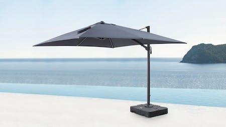 Sanctuary Outdoor Cantilever Umbrella