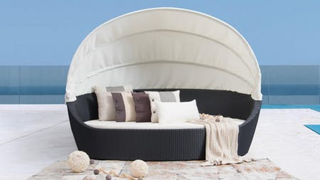 Canopy Outdoor Daybed