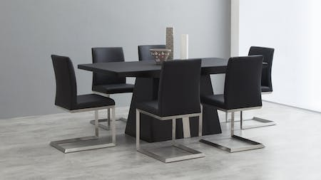 SHANGHAI Dining Set 7-piece