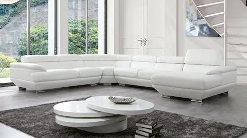 Lexington Leather Modular Lounge Option A