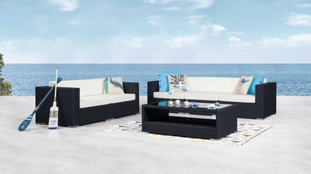 Moda Outdoor Sofa Suite 3 + 2