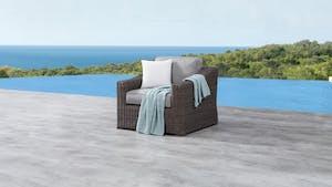 Canyon Outdoor Wicker Armchair