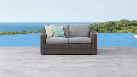 Canyon Outdoor Two Seater Sofa