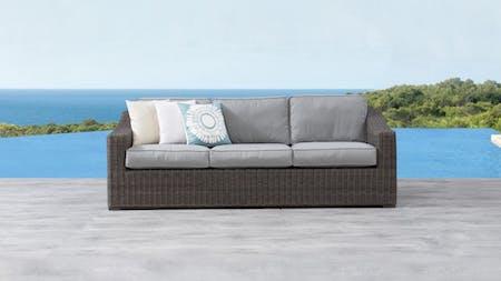 Canyon Outdoor Three Seater Sofa