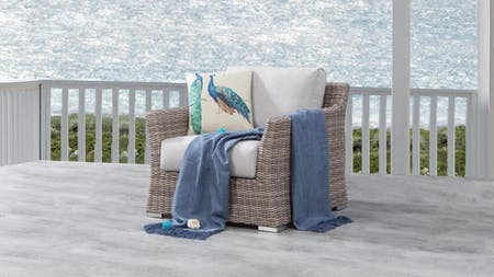 Savannah Outdoor Armchair