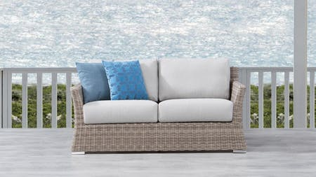 Savannah Outdoor Two Seater Sofa