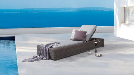 Canyon Outdoor Sun Lounge