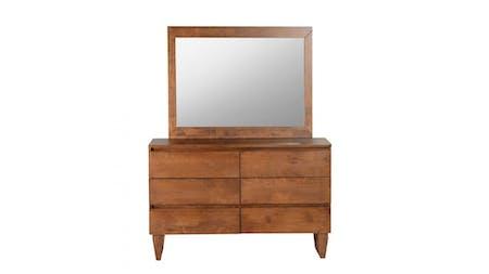 TAHITI Dressing Table With Mirror
