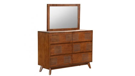 NEW DELHI Dressing Table With Mirror