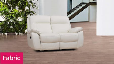 Berkeley Fabric Recliner Two Seater Sofa