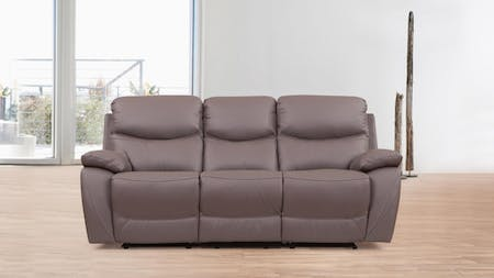 Chelsea Fabric Recliner Three Seater Sofa