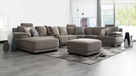 Juliet Fabric Modular Lounge Option B