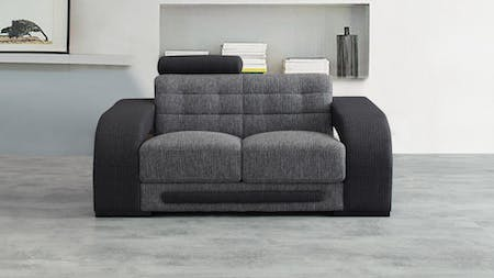 Casanova Fabric Two Seat Sofa