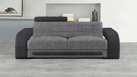 Casanova Fabric Three Seat Sofa