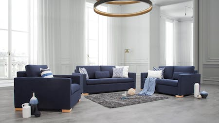Harper Sofa Suite 3 + 2 + 1