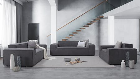Orion Sofa Suite 3 + 2 + 1
