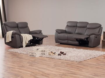 Sensational Brighton Leather Recliner Collection Lounge Life Gmtry Best Dining Table And Chair Ideas Images Gmtryco