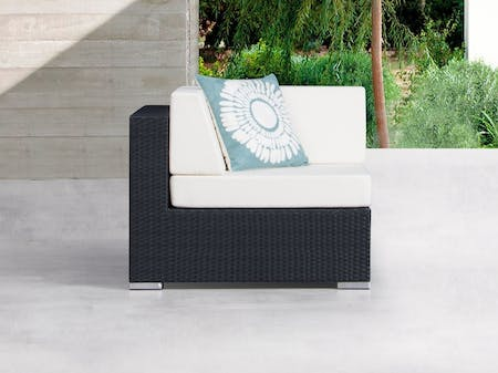 Moda Outdoor Wicker Corner Module