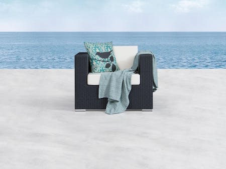 Moda Outdoor Wicker Armchair